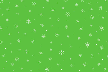 Christmas card snowflakes. Falling white snow on background vector illustration. Merry Christmas, Happy New Year design