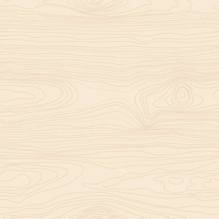 Woodgrain elements texture seamless pattern vector illustration isolated on yellow background. Wood print texture for fabric textile or seamless backgrounds. Ilustrace