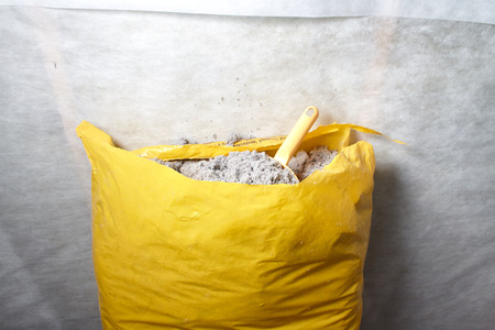 celulosa: El aislamiento de celulosa ecologicaly limpia, el aislamiento de papel de periódico reciclado