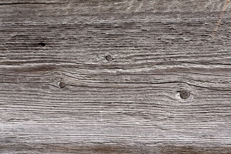 old sunburned wooden boards of a similar gray color background