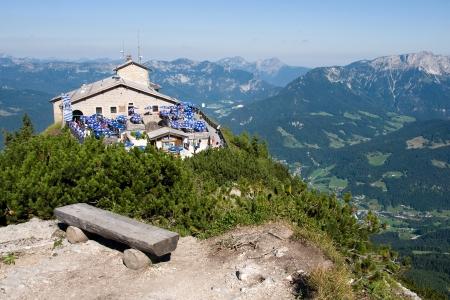 hitler: Hitler s Eagle s Nest near Berchtesgaden, Germany    Stock Photo