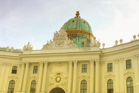 residences: Hofburg, imperial residences in Vienna, Austria