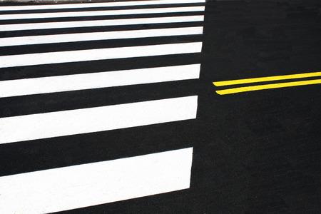 pedestrian crossing: pedestrian crossing or zebra