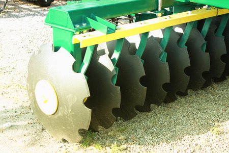 agronomic: one part of new agronomic machine