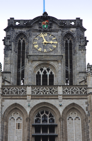 lawrence: Lawrence saint church in Rotterdam;