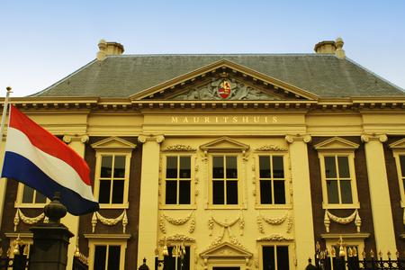 den: Mauritshuis in Den Haag, Netherlands