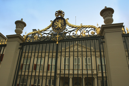 royal family: Noordeinde Palace, one of the three official palaces of the Dutch royal family.