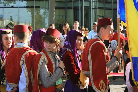 bulgarian ethnicity: Novi Sad, Serbia: Guinness World Records in folklore october 2015