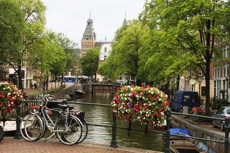 made in netherlands: 18.08.2015 - Netherlands - Amsterdam - editorial - Amsterdam
