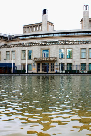 former yugoslavia: The international UN tribunal in The Hague for war crimes in the former Yugoslavia