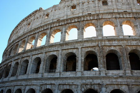 Amasing Coloseum in Rome Italy