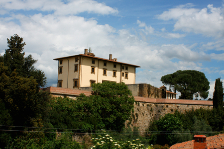 forte: Forte Belvedere, Florence, Italy