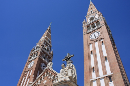 Szeged cathedral - Hungary