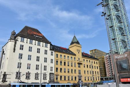 Train Station in Oslo