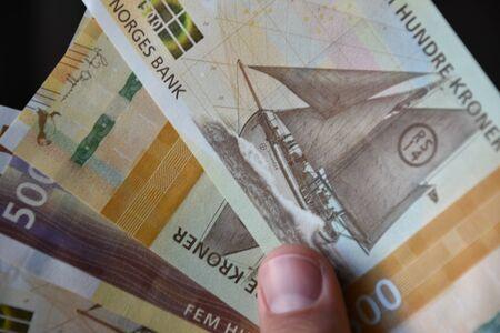 500 Norwegian Krone
