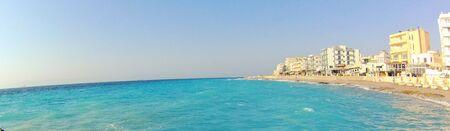 rhodes city on Rhodes island