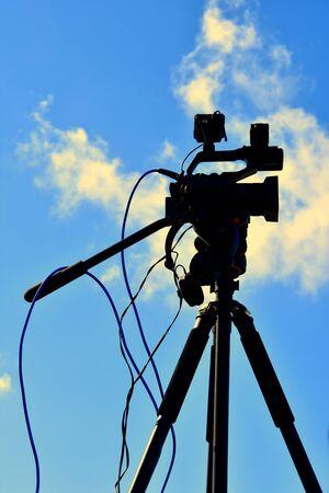direct digital stream from camera - live