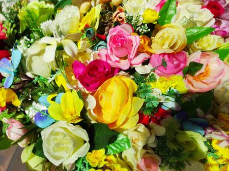 flower arrangements Standard-Bild
