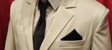 Modern man suit
