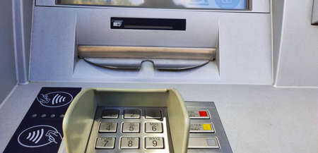 Automated teller machine or ATM