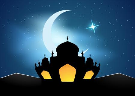 Ramadan kareem vector illustrationrtoon styleslim holy ramadan kareem vector illustrationrtoon styleslim holy monthsign for greeting cards m4hsunfo