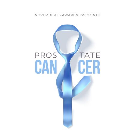 World Prostate Cancer month concept