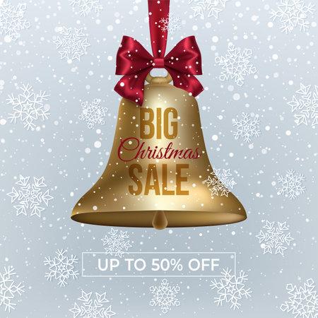 Merry Christmas big sale design
