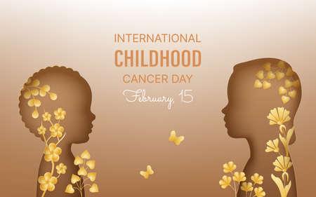 Childhood Cancer International day banner