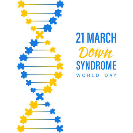 World Down Syndrome Day March 21