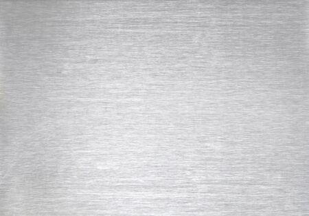 Hintergrundblech aus gebürstetem Stahl