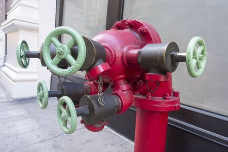 complex fire hydrant