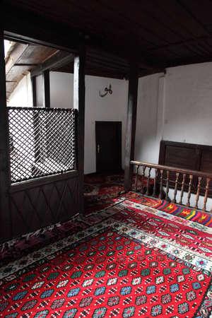 tekka: veranda, tekka, Blagaj, Mostar, Bosnia and Herzegovina
