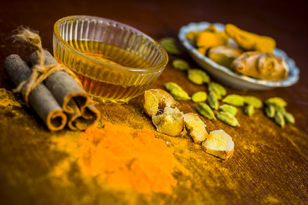 spices of cough and fever the traditional