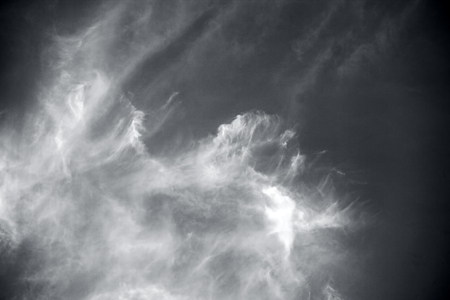 Sky full of clouds close up shot for wall paper and graphic designing purposes. Фото со стока - 124596047