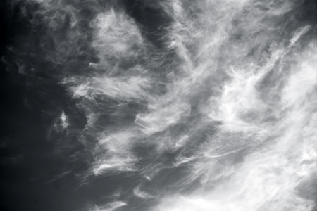 Sky full of clouds close up shot for wall paper and graphic designing purposes. Imagens - 124596294