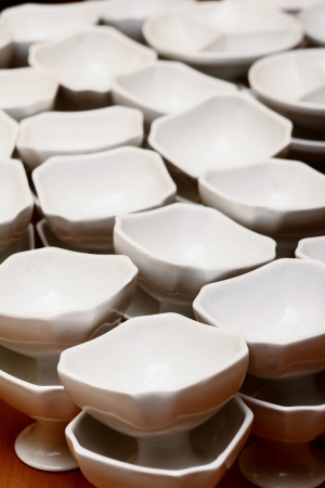 briliance:  White dishes