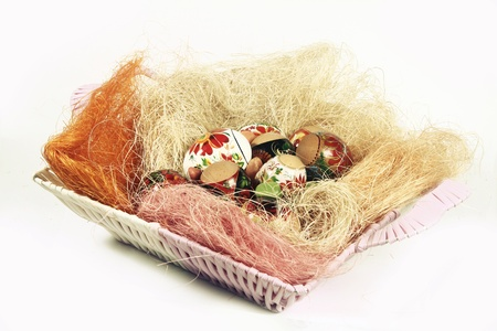 eggs in the basket photo