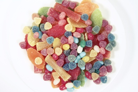 Sweet candy photo
