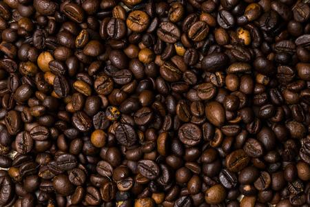 Coffee beans background Stok Fotoğraf
