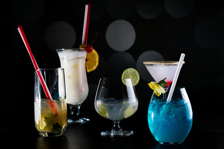 Cocktail bar Фото со стока