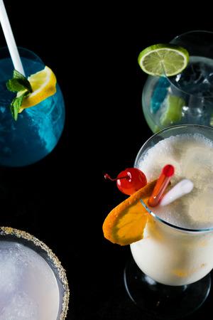 Summer cocktails Stok Fotoğraf - 53442007