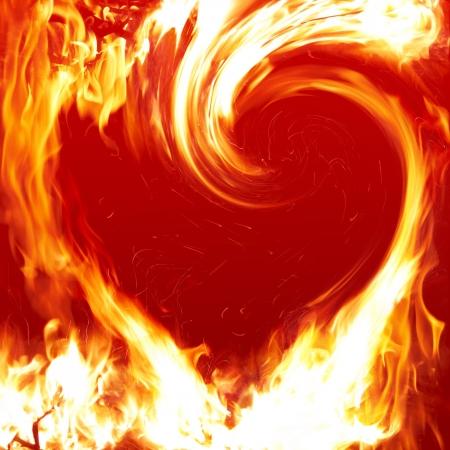 Cuore ardente