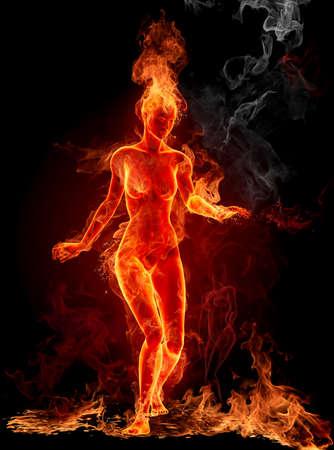 blaze: Fire girl