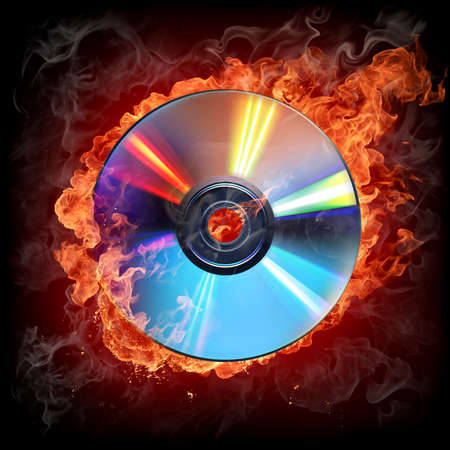 burner: CD burn