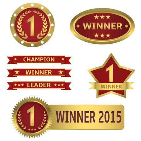 triunfador: Ganador