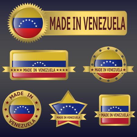 venezuelan: hecho en Venezuela