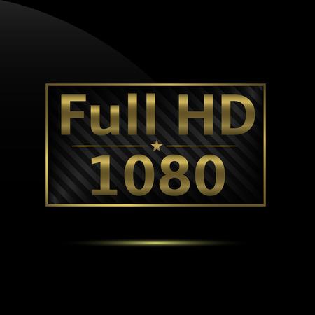 hd: Full HD icon