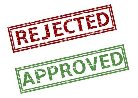 rejected: Rejected Illustration