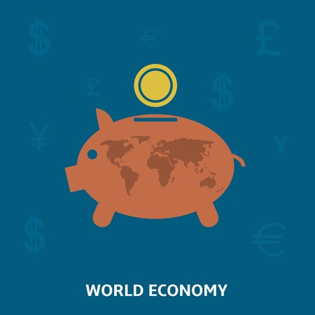 world economy: World economy Illustration