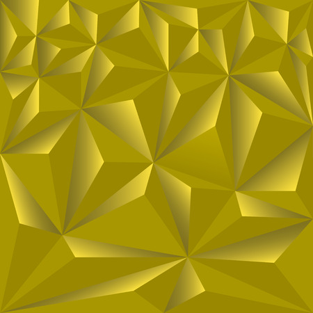 two dimensional: Golden Polygonal